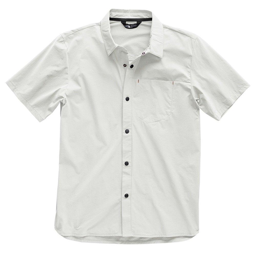 The North Face North Dome Short Sleeve Shirt (Men's) - Tin Grey