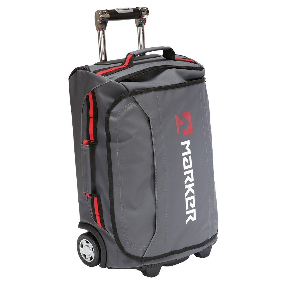 "Marker Status 20"" Carry On Bag - Grey/Red"
