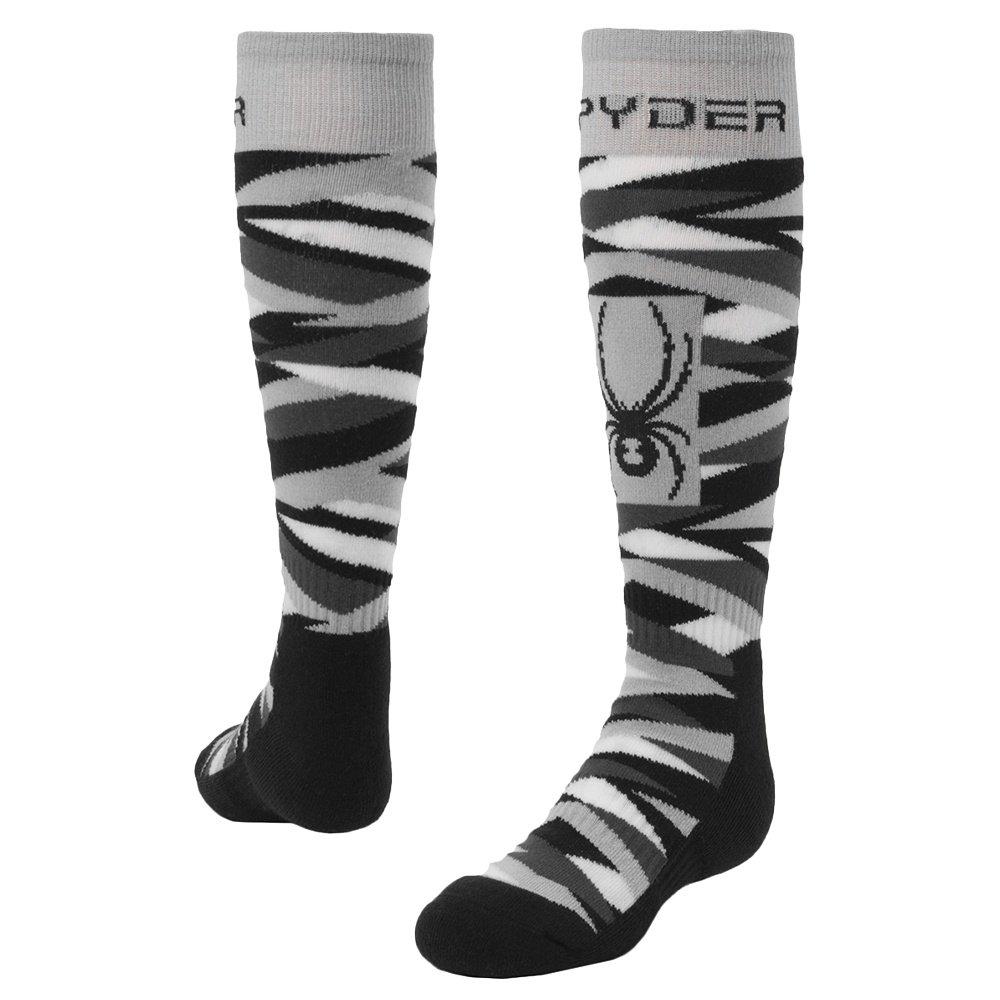 Spyder Peak Ski Sock (Boys') - Black