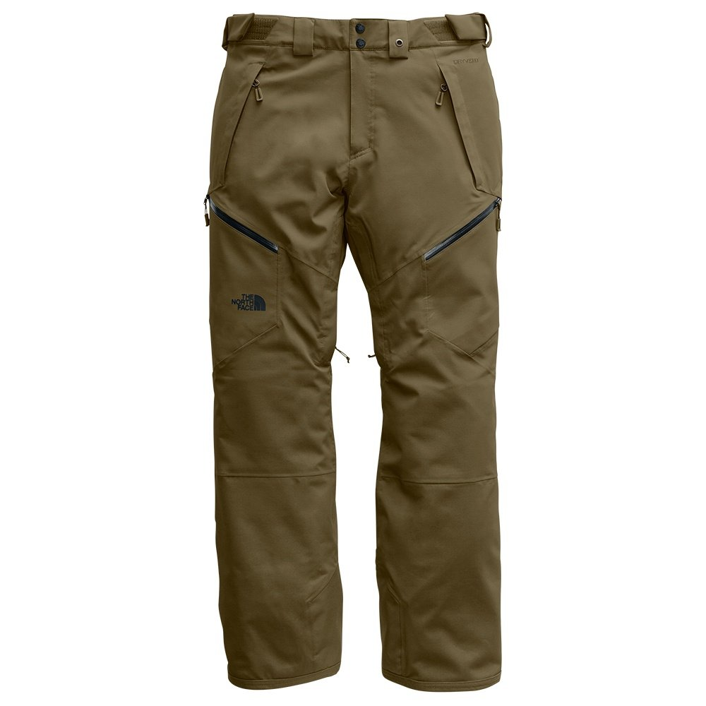 The North Face Chakal Insulated Ski Pant (Men's) - Military Olive