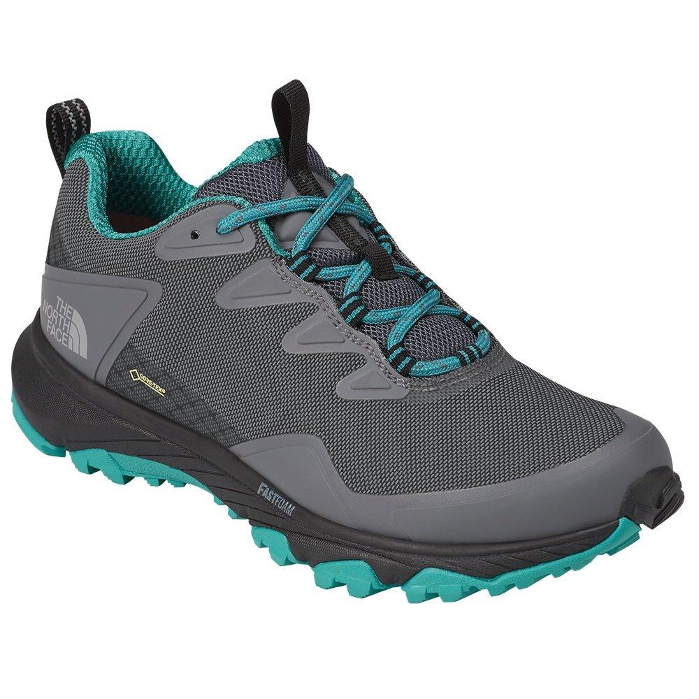 The North Face Ultra Fastpack III GORE-TEX Hiking Boot (Women's) - Zinc Grey/Porceain Green