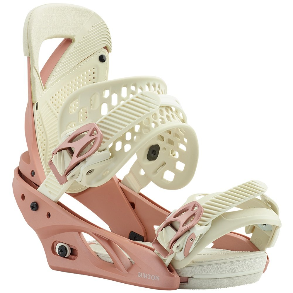 Burton Lexa Snowboard Binding (Women's) - Rose Gold