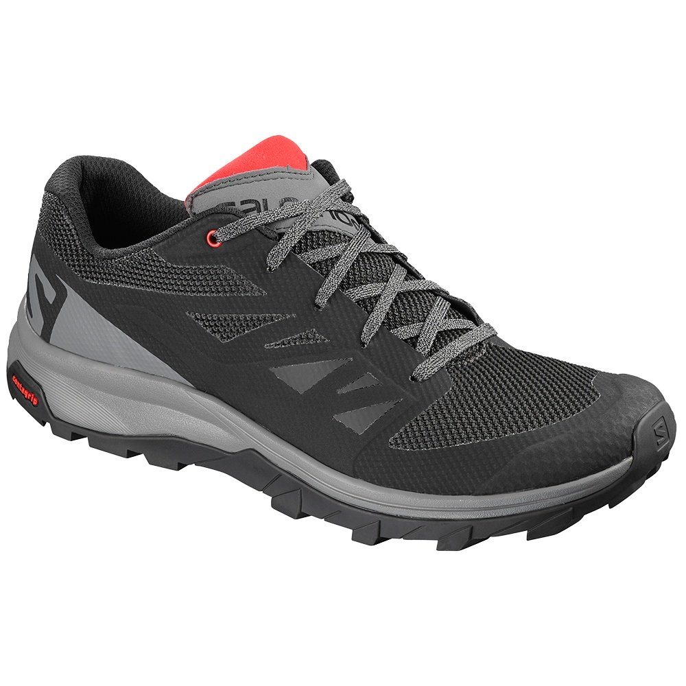 Salomon OUTline Trail Running Shoe (Men's) - Black