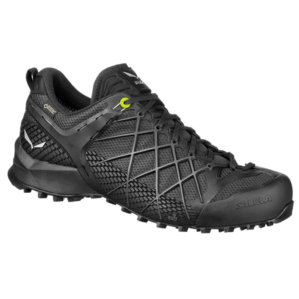 Salewa Wildfire GORE-TEX Hiking Shoe  (Men's) - Black Out/Silver