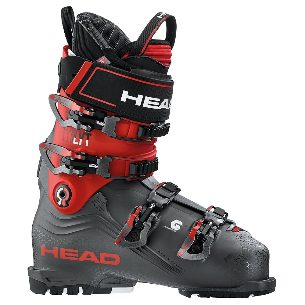 Head Nexo LYT 110 Ski Boot (Men's) - Anthracite/Red