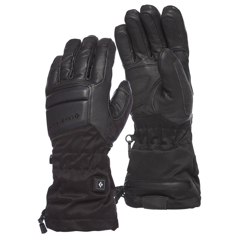 Black Diamond Solano GORE-TEX Heated Ski Glove (Men's) - Black