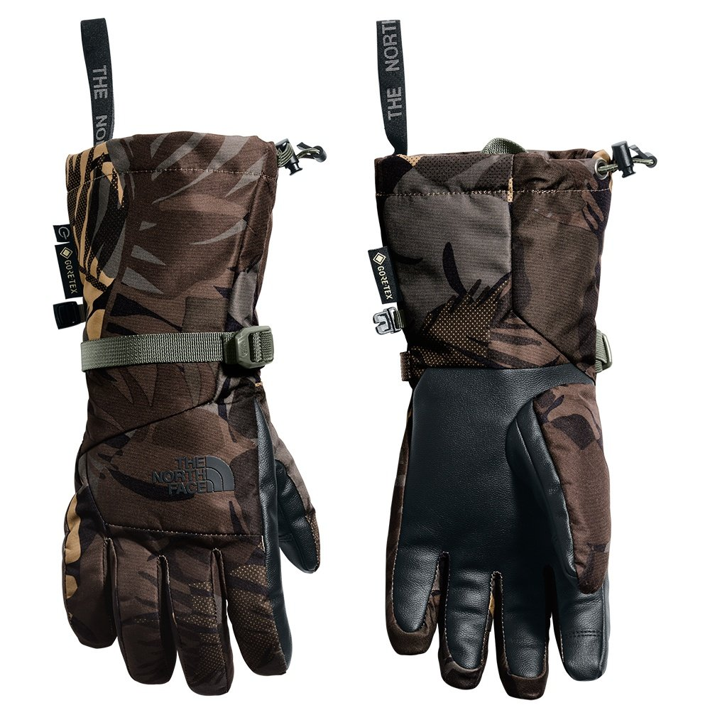 The North Face Montana Etip GORE-TEX Glove (Women's) - New Taupe Green