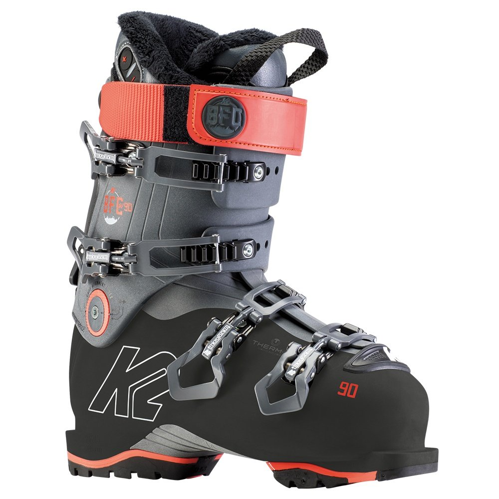 K2 BFC 90 Heat Ski Boot (Women's) - Black/Anthracite