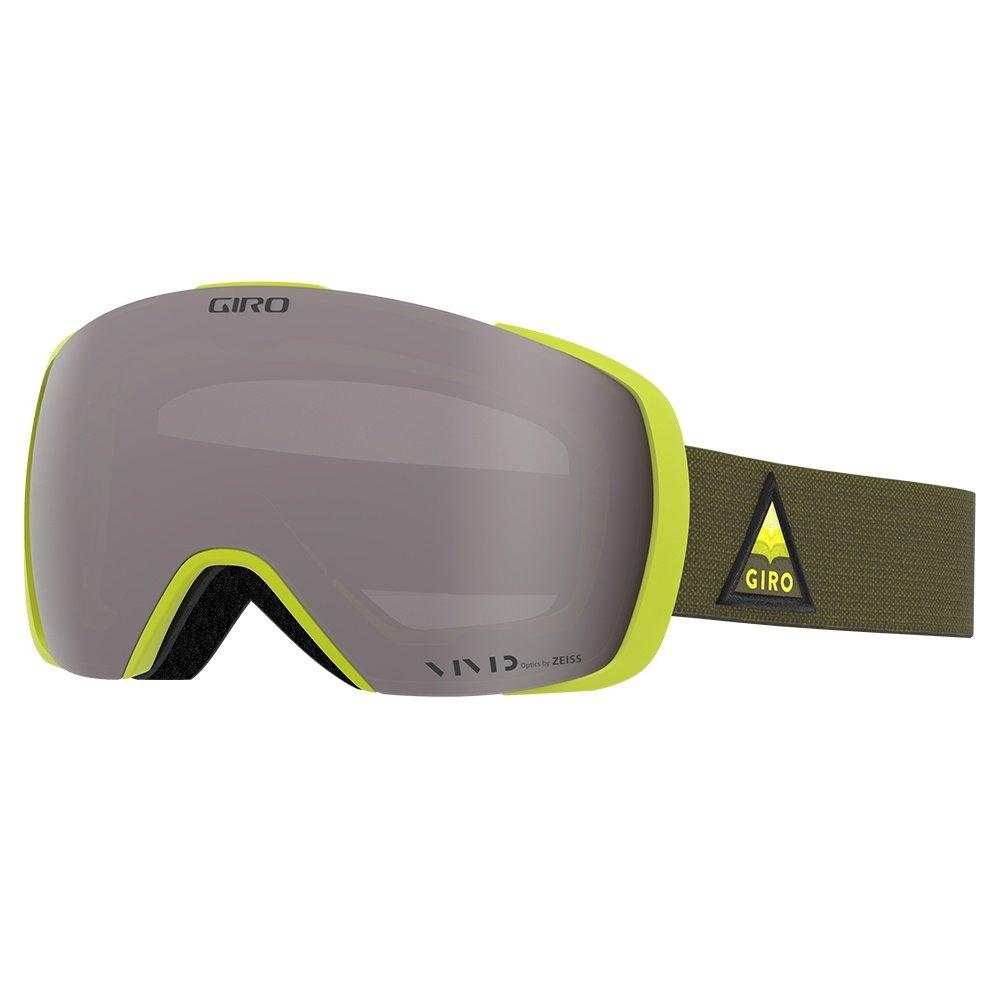 Giro Contact Goggle (Men's) - Citron Arrow Mountain