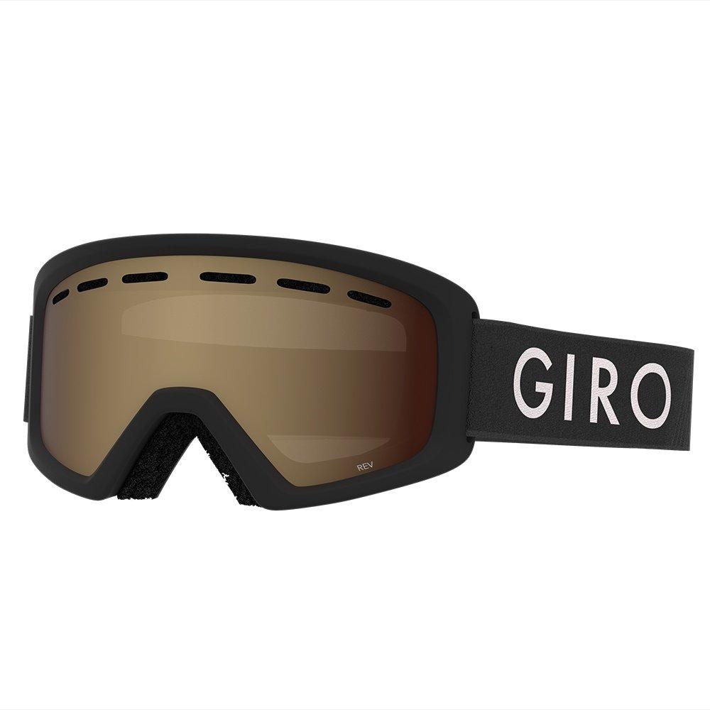 Giro Rev Goggle (Kids') - Black Zoom