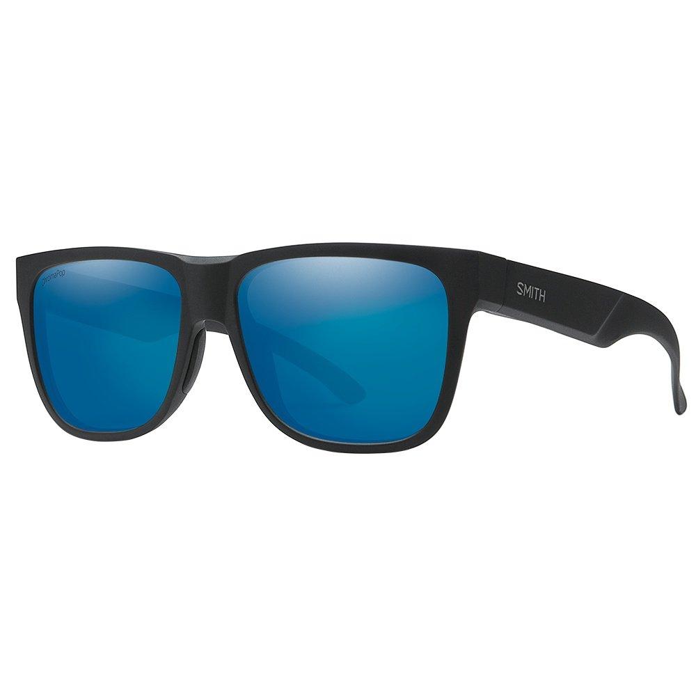 Smith Lowdown 2 Polarized Sunglasses - Matte Black