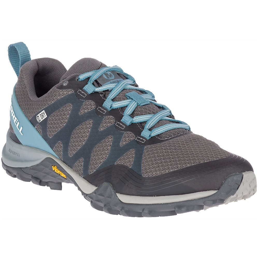 Merrell Siren 3 Waterproof Hiking Shoe (Women's) - Blue Smoke