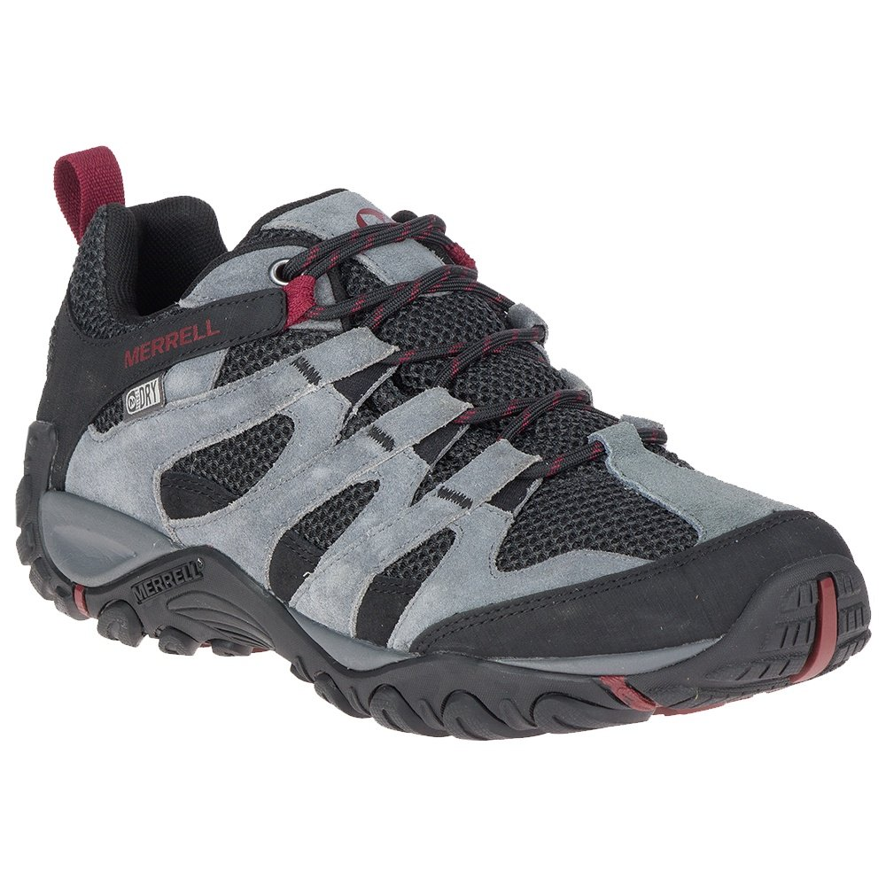 Merrell Alverstone Waterproof Hiking Shoe (Men's) - Castle Rock