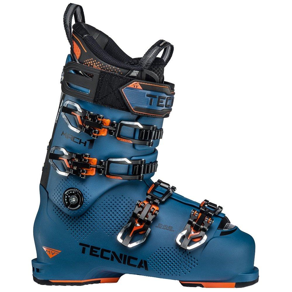 Tecnica Mach1 120 MV Ski Boot (Men's) - Blue/Black