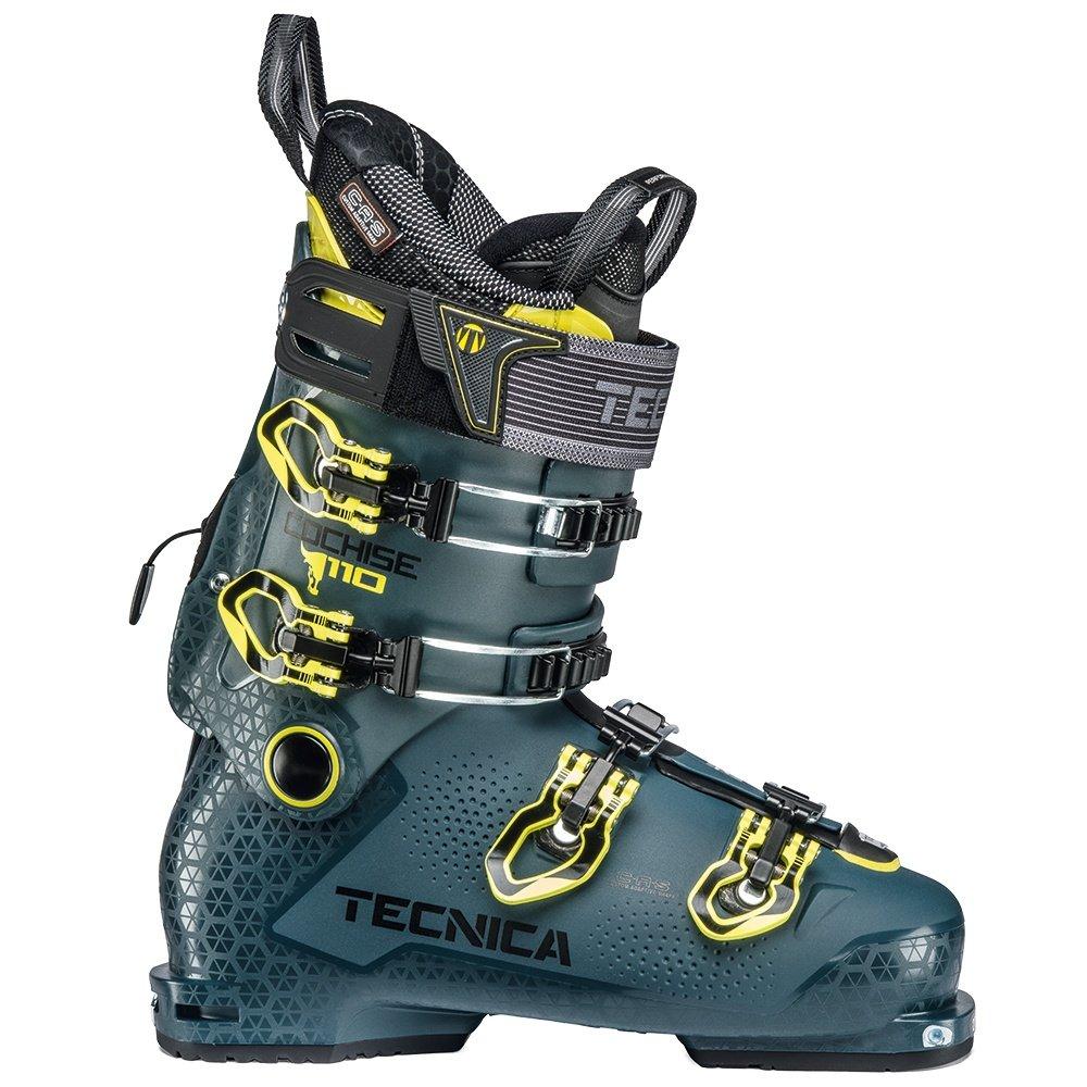 Tecnica Cochise 110 DYN Ski Boot  - Blue