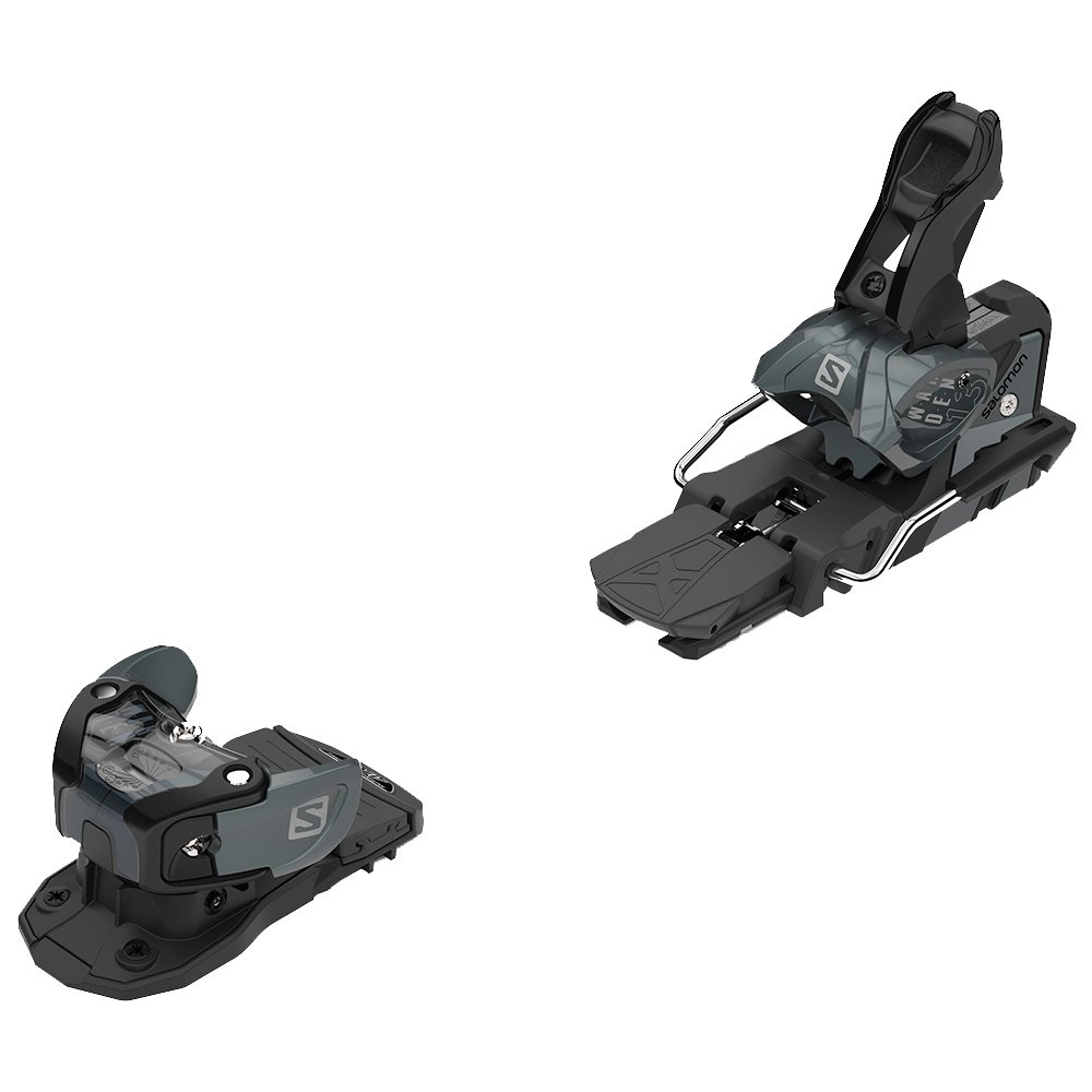 Salomon Warden MNC 13 90 Ski Binding (Adults') - Black/Grey