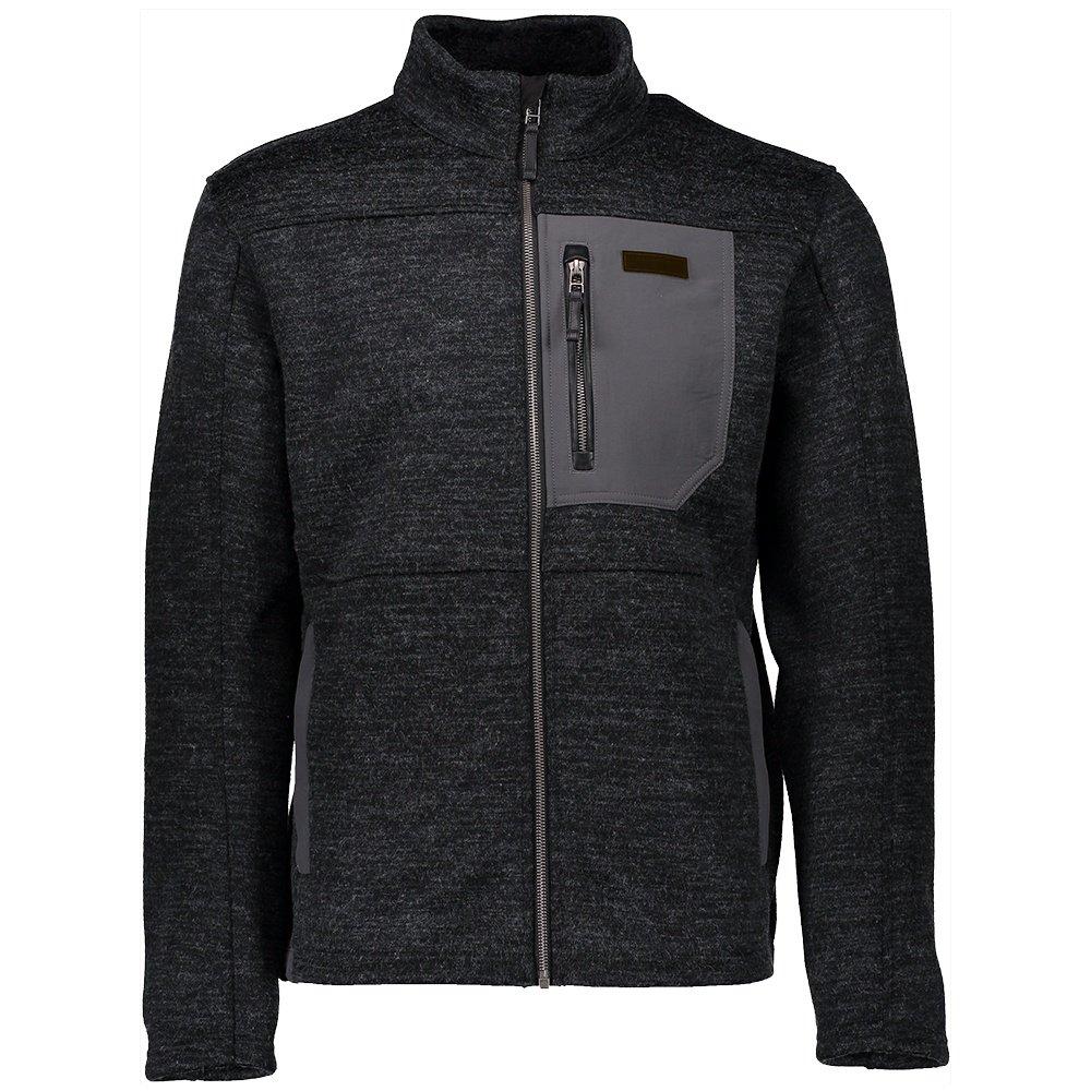 Obermeyer Gunter Knit Jacket (Men's) - Black