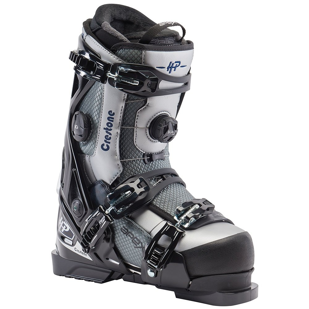 Apex HP Crestone Ski Boot (Men's) - Black/Grey