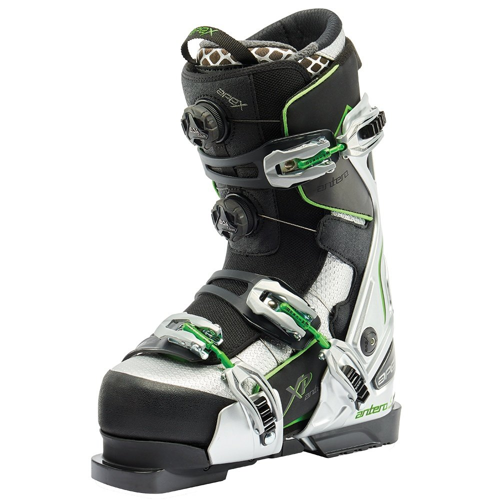Apex Antero-S Ski Boot (Women's) - Silver/Black