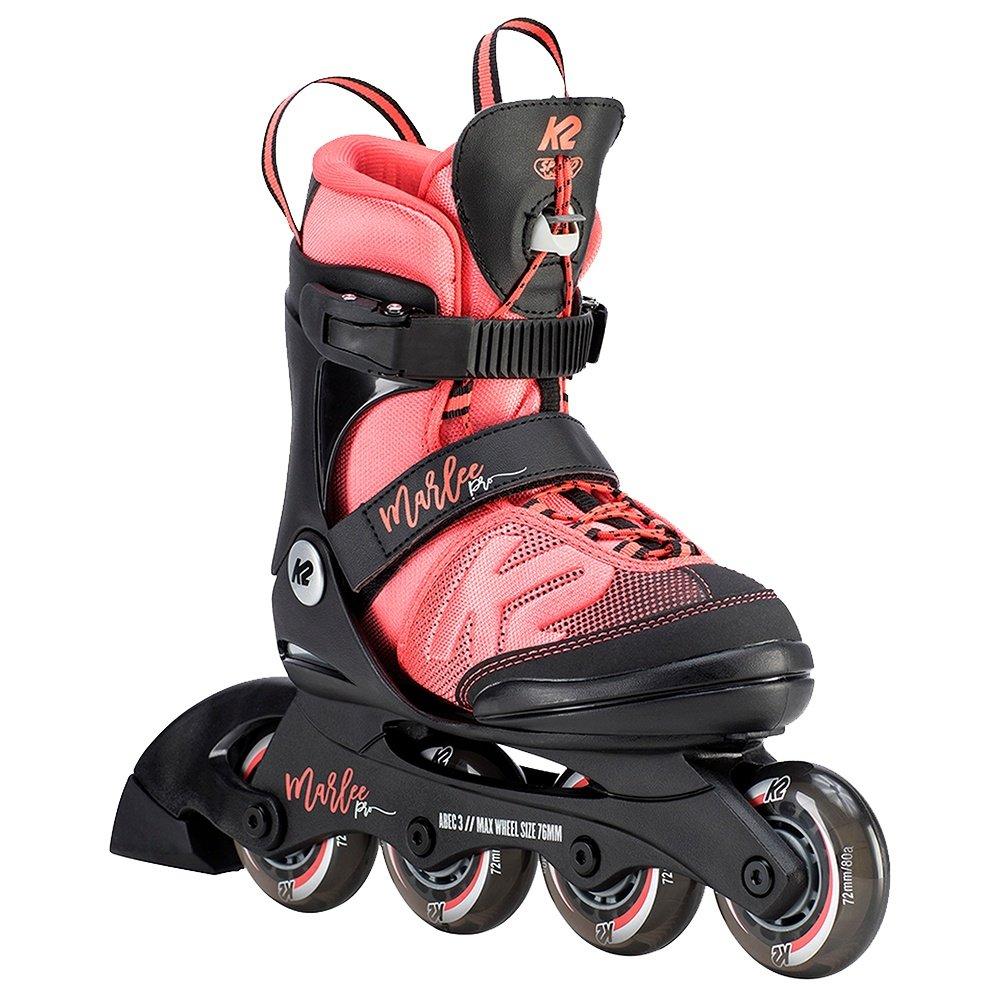 K2 Marlee Pro Pack Inline Skates (Girls') - Coral