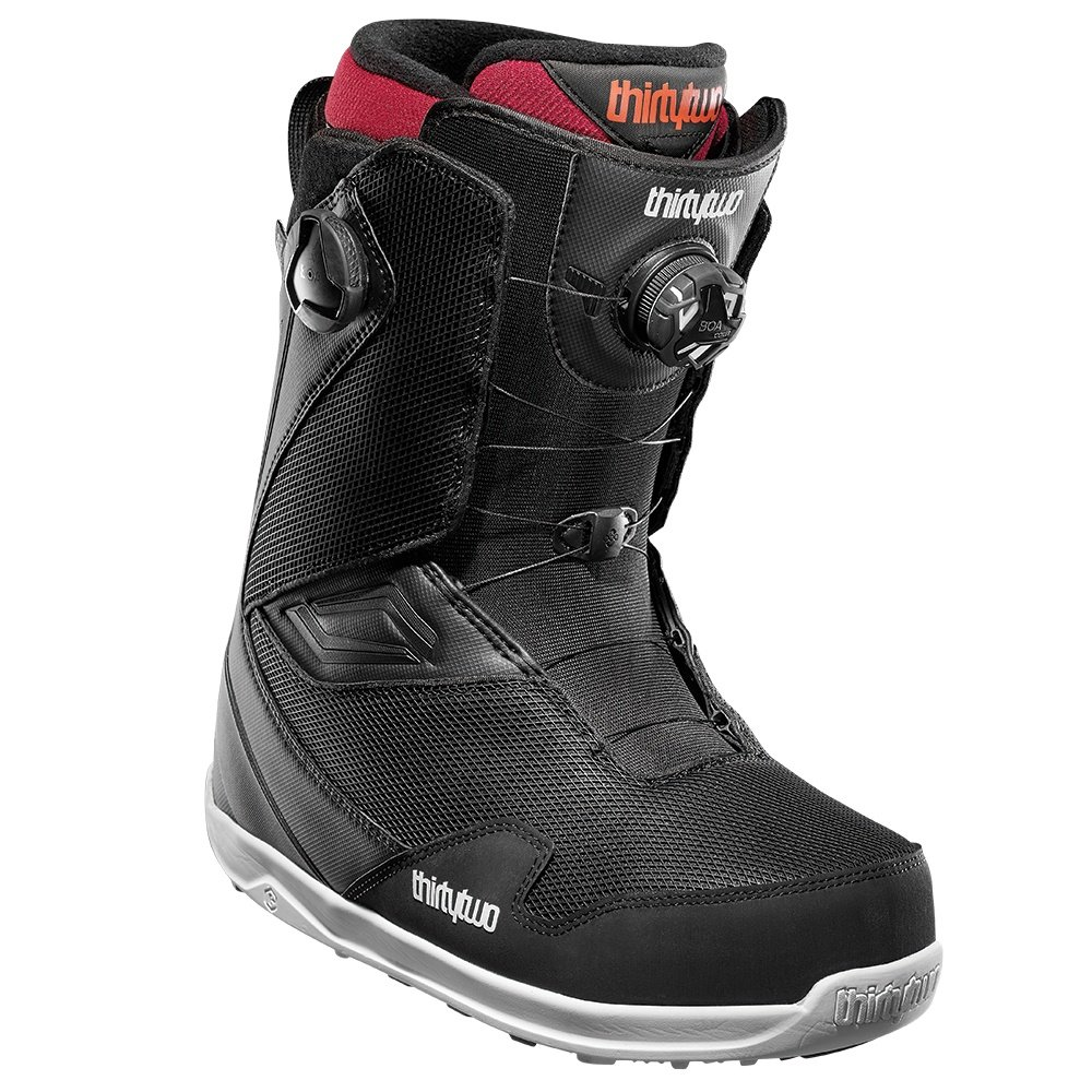 ThirtyTwo TM-2 Double Boa Snowboard Boot (Men's) - Black