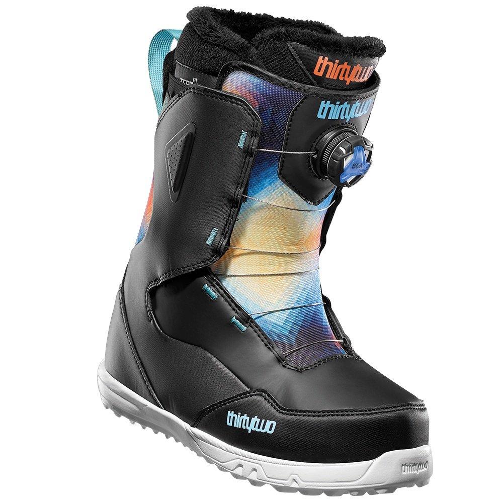 ThirtyTwo Zephyr Boa Snowboard Boot (Women's) - Black/Blue/White
