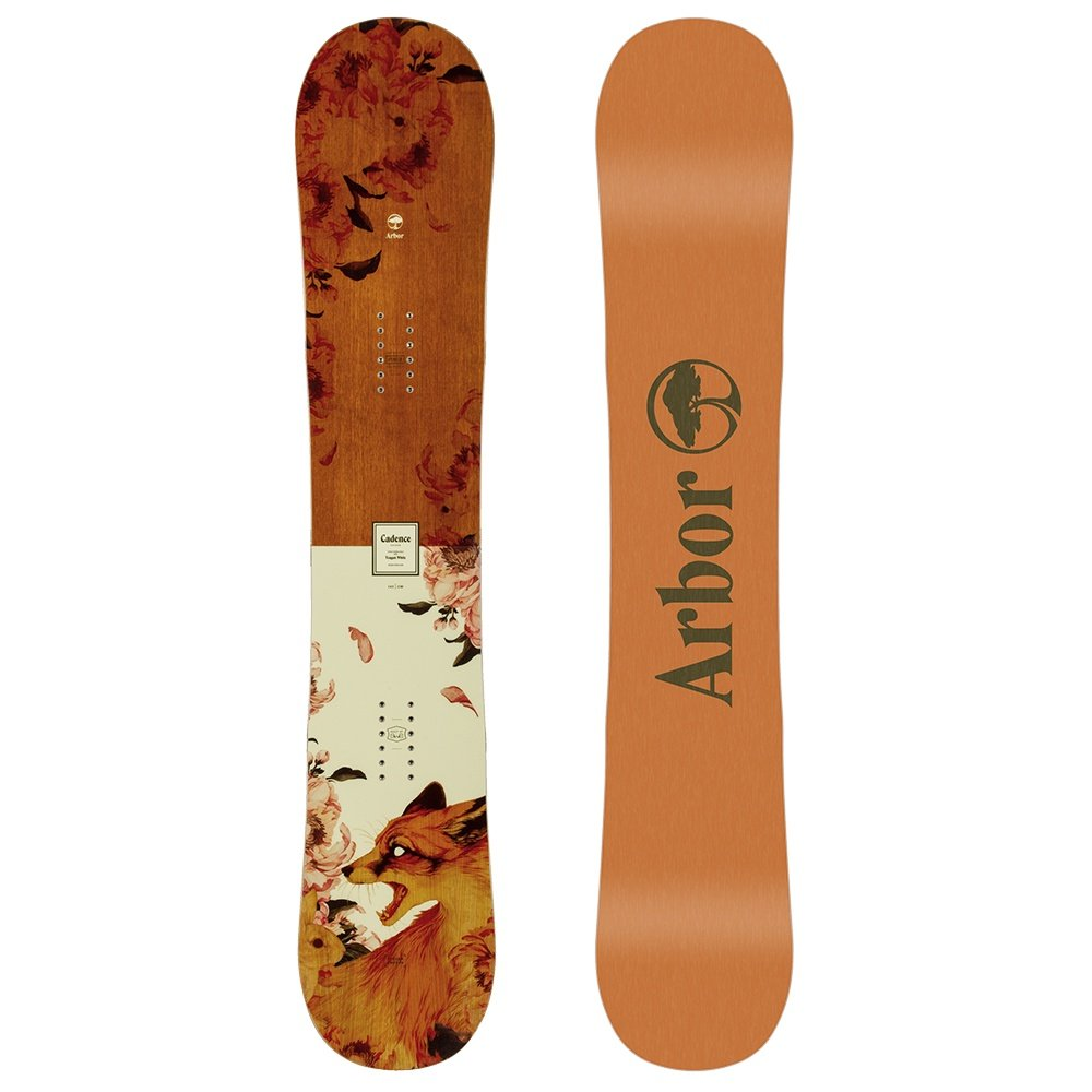 Arbor Cadence Rocker Snowboard (Women's) - 151