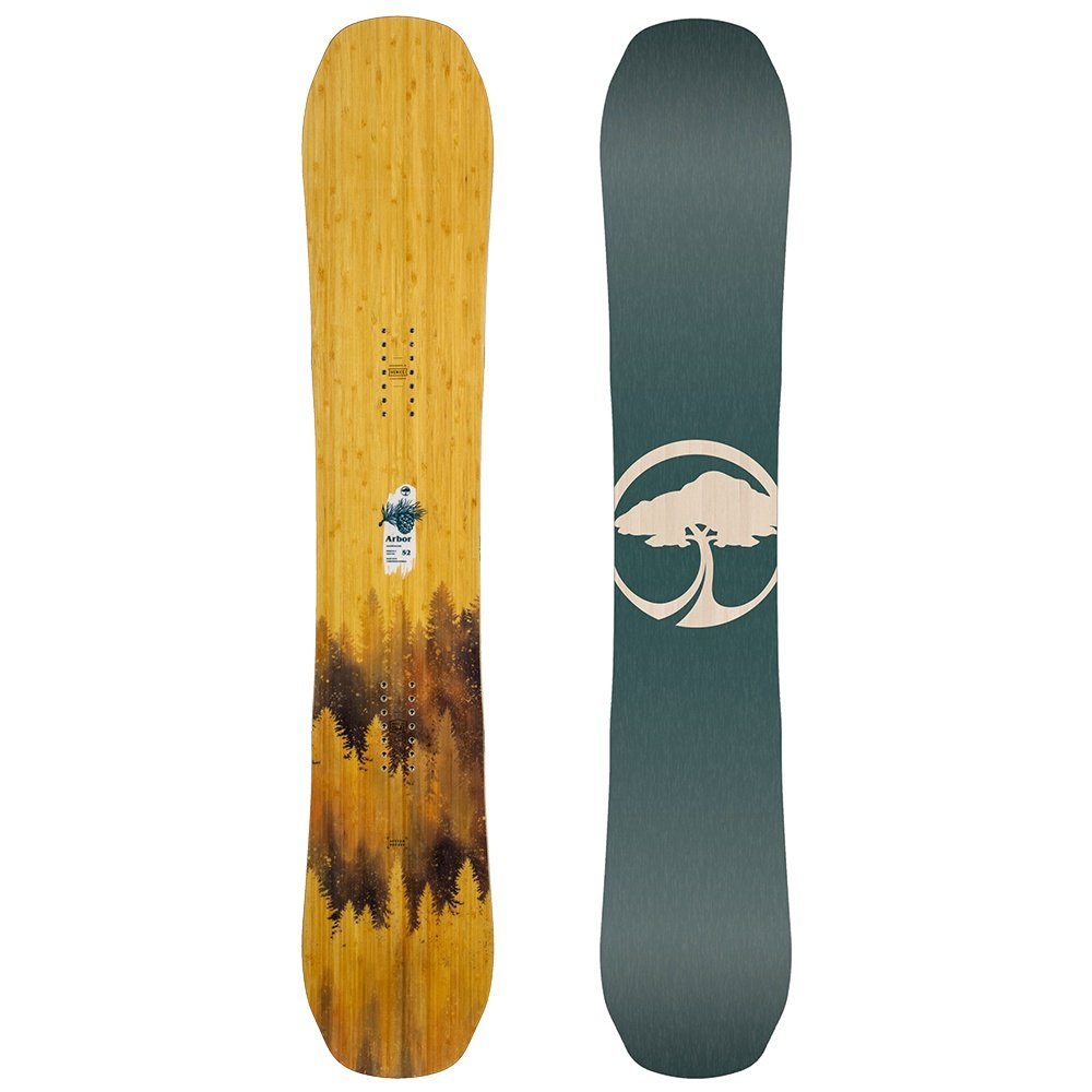 Arbor Swoon Rocker Snowboard (Women's) - 152