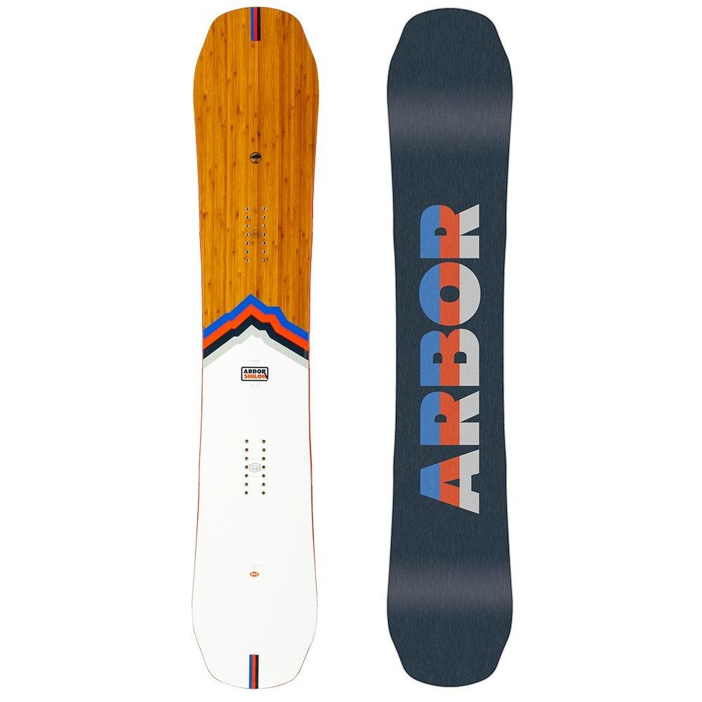 Arbor Shiloh Rocker Snowboard (Men's) - 160