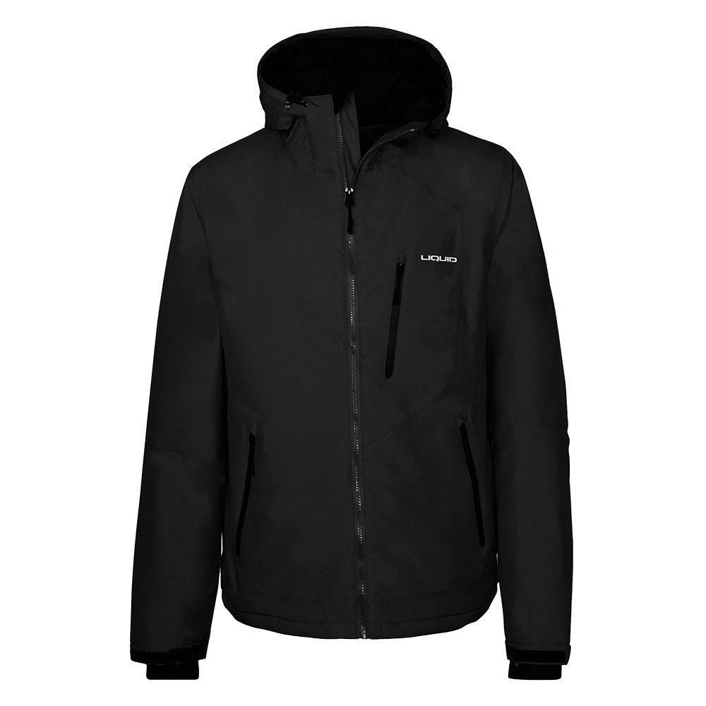 Liquid Harakiri Insulated Snowboard Jacket (Men's) - Jet Black