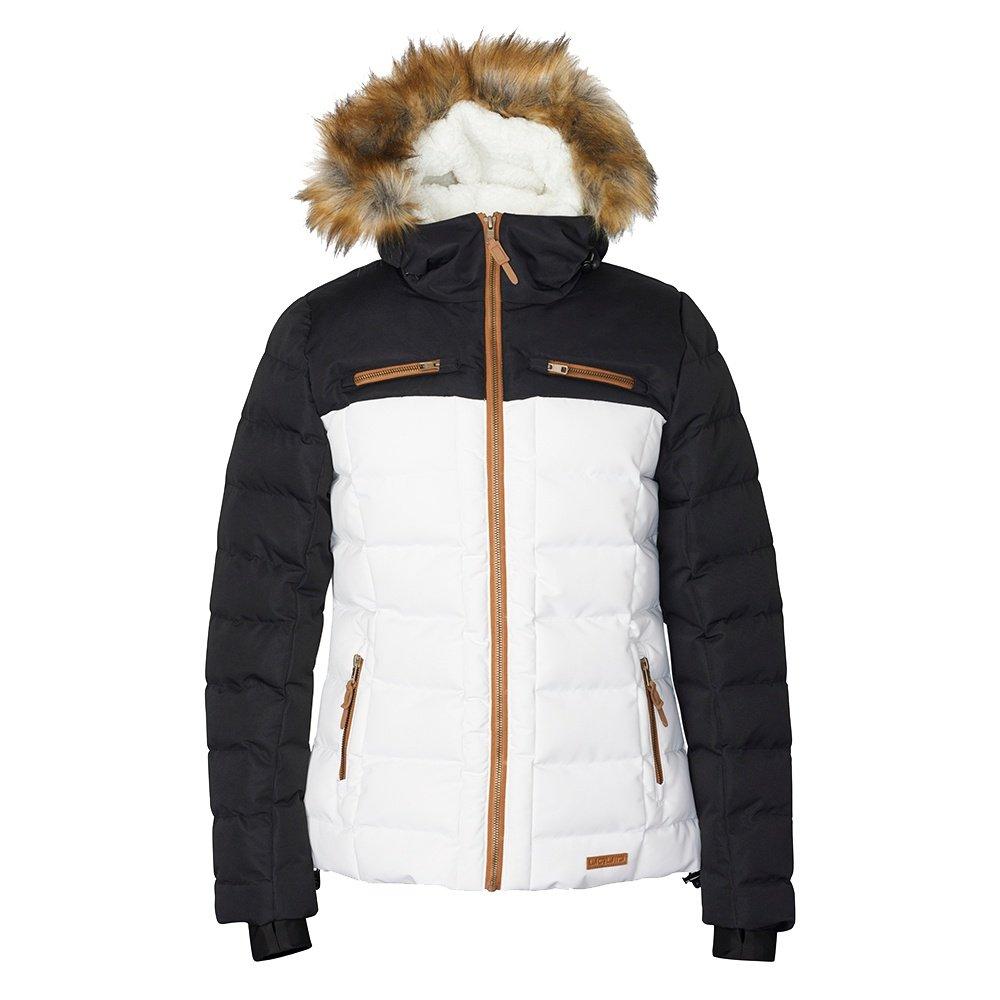 Liquid Ladis Insulated Snowboard Jacket (Women's) - Nimbus Cloud