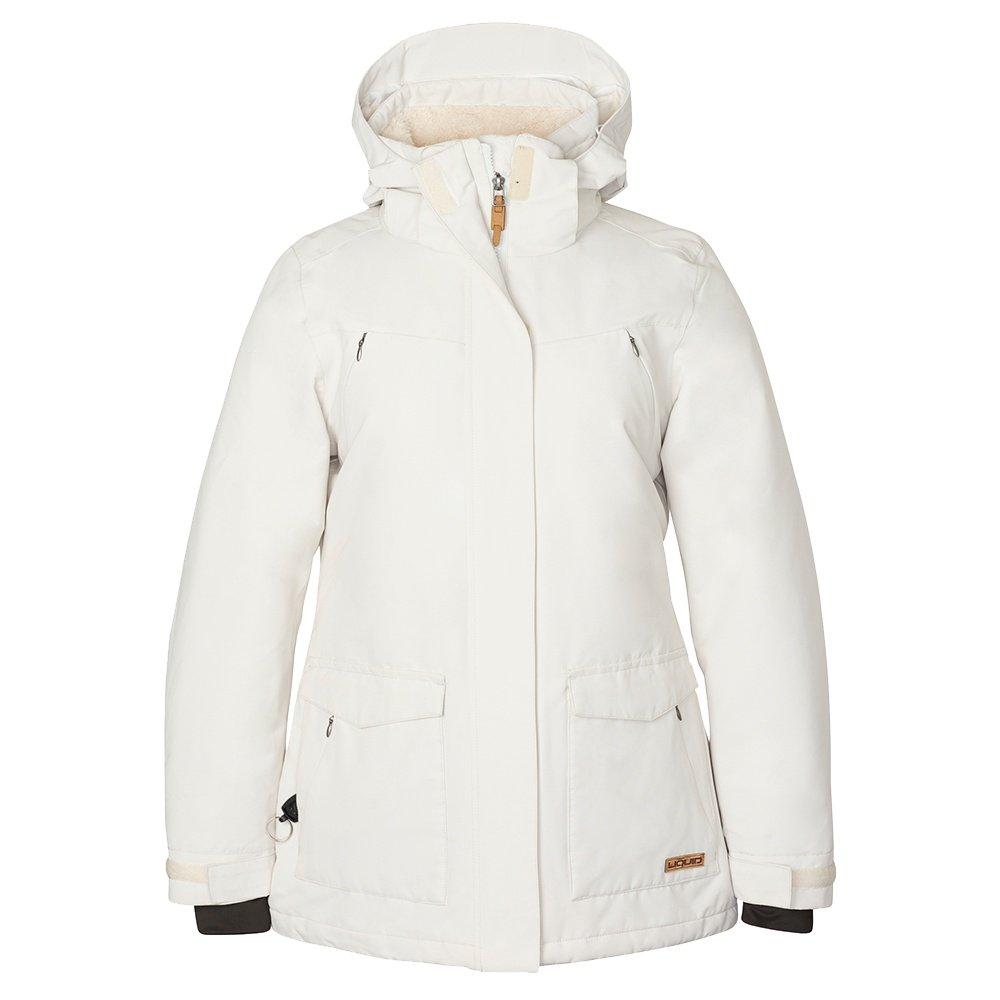 Liquid Relax Insulated Snowboard Jacket (Women's) - Nimbus Cloud