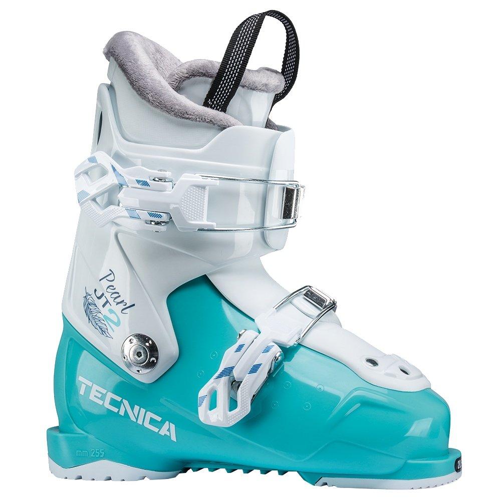 Tecnica JT 2 Pearl Ski Boot (Kids') - White/Aqua