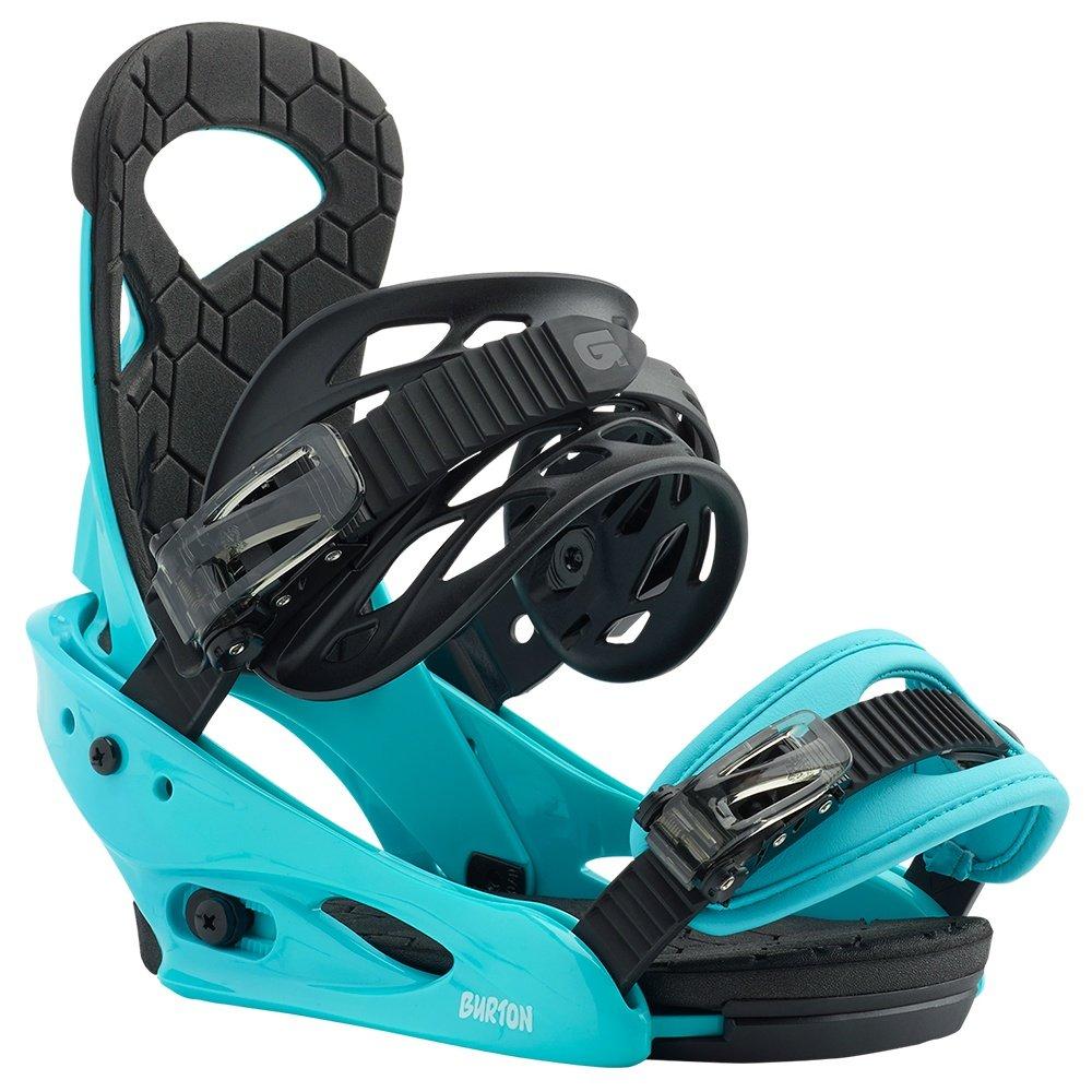 Burton Smalls Snowboard Binding (Kids') - Surf Blue