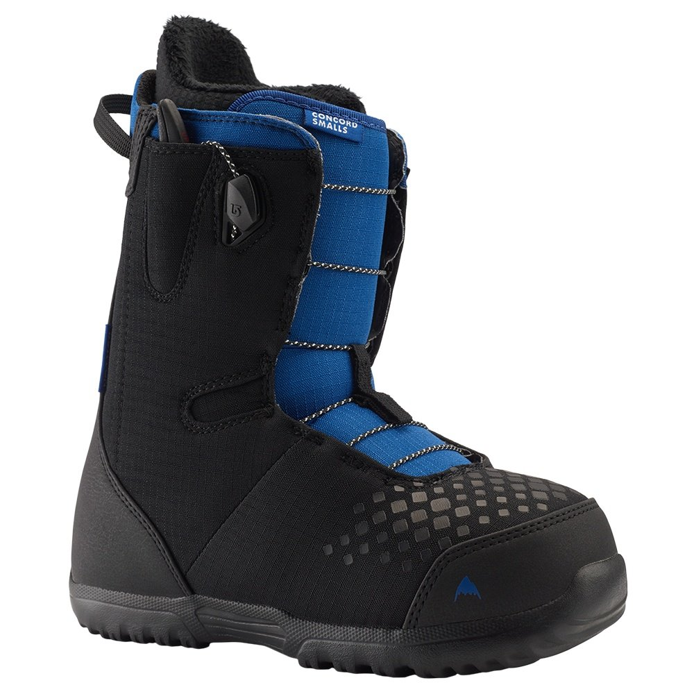 Burton Concord Smalls Snowboard Boot (Kids') - Black/Blue