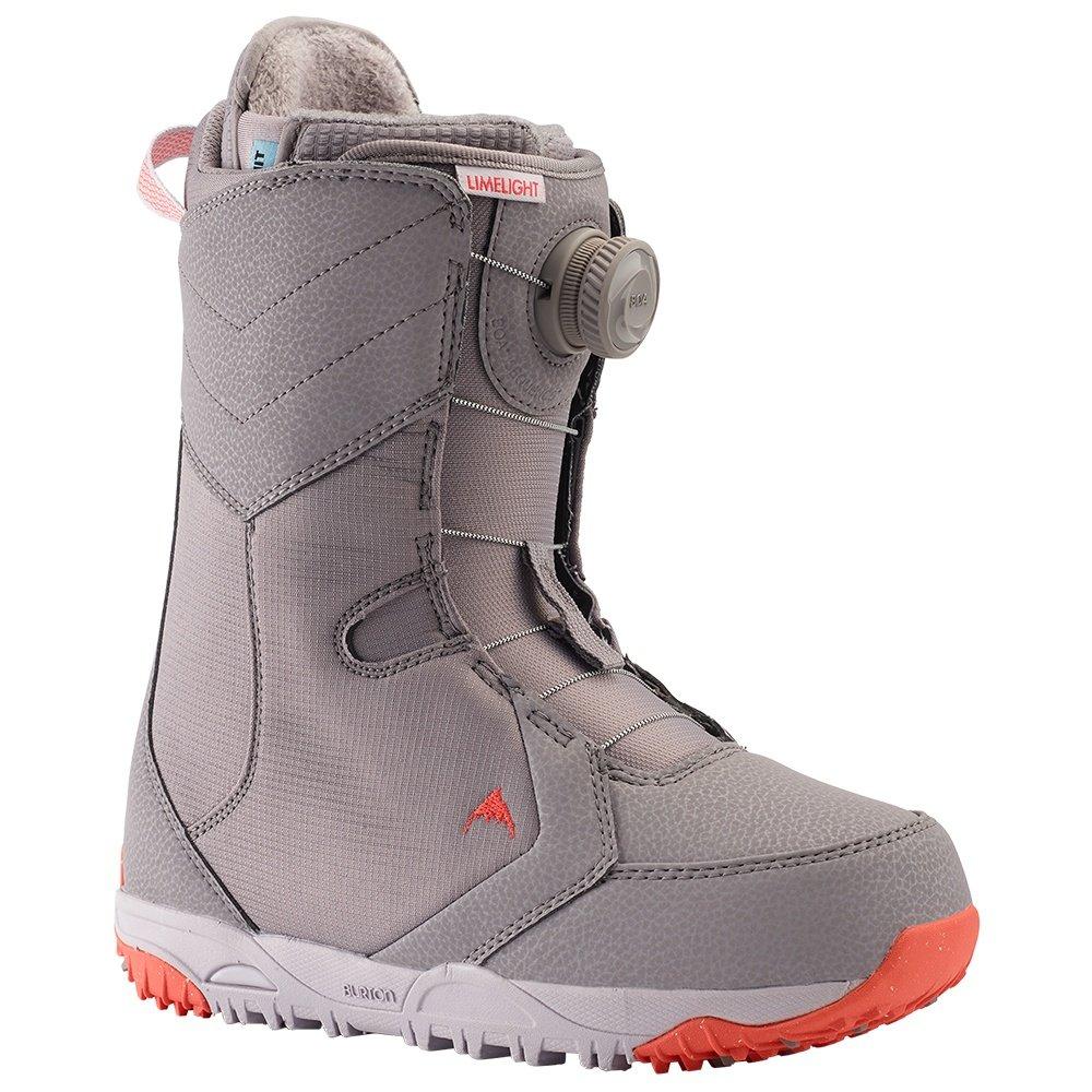 Burton Limelight Boa Snowboard Boot (Women's) - Lilac Gray