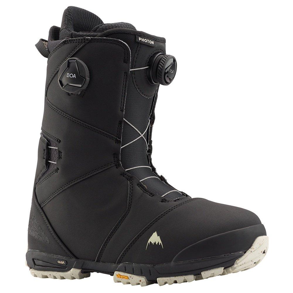 Burton Photon Boa Wide Snowboard Boot (Men's) - Black