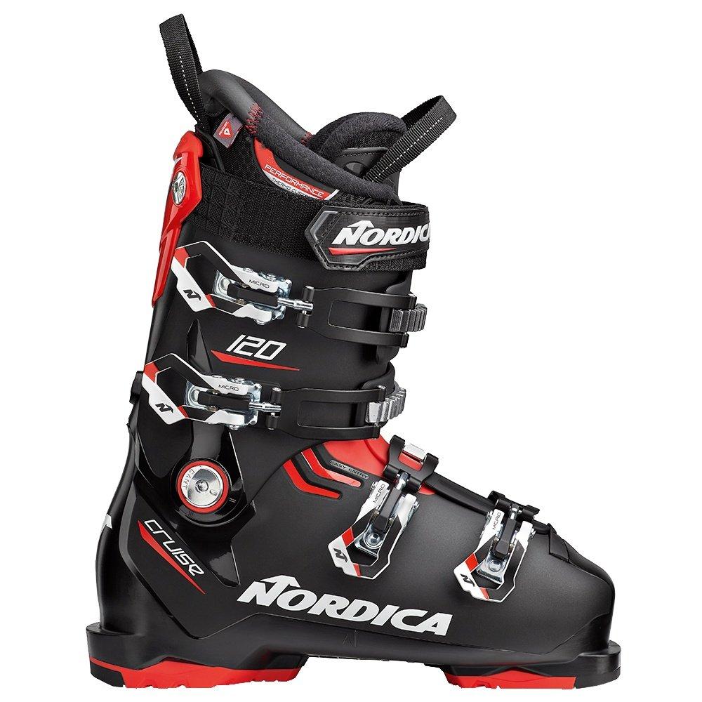 Nordica Cruise 120 Ski Boots (Men's) - Black/Red/White