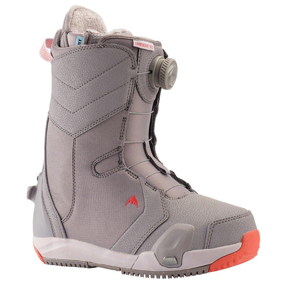 Burton Limelight Step On Snowboard Boot (Women's) - Lilac Gray