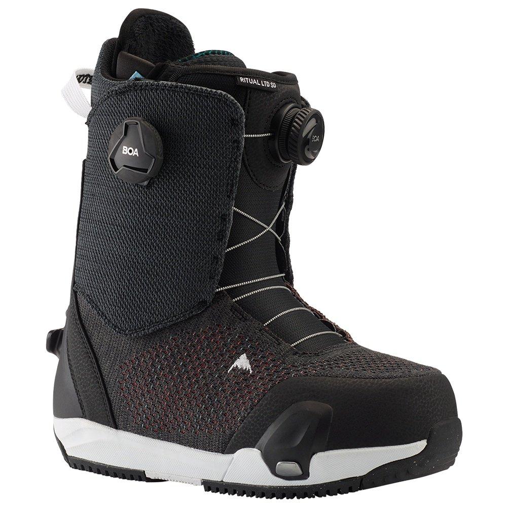 Burton Ritual Ltd Step On Snowboard Boot (Women's) - Black/Multi