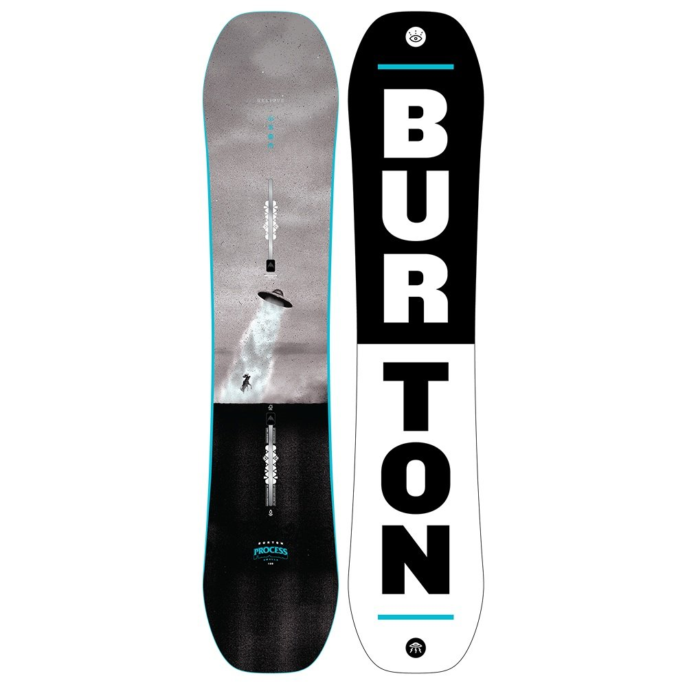 Burton Process Smalls Snowboard (Kids') -