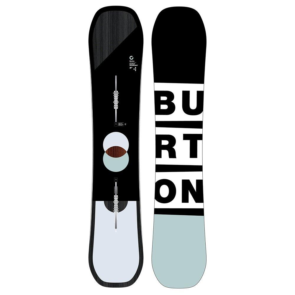Burton Custom Flying V Wide Snowboard (Men's) - 158