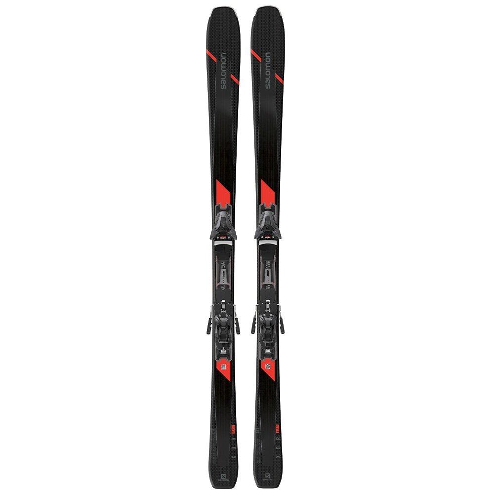 Salomon XDR 80 Ti Ski System with Z12 Bindings (Men's) -