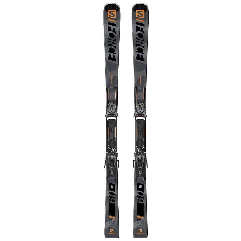 Salomon S/Force 9 Ski System with Z10 GW Bindings (Men's) -