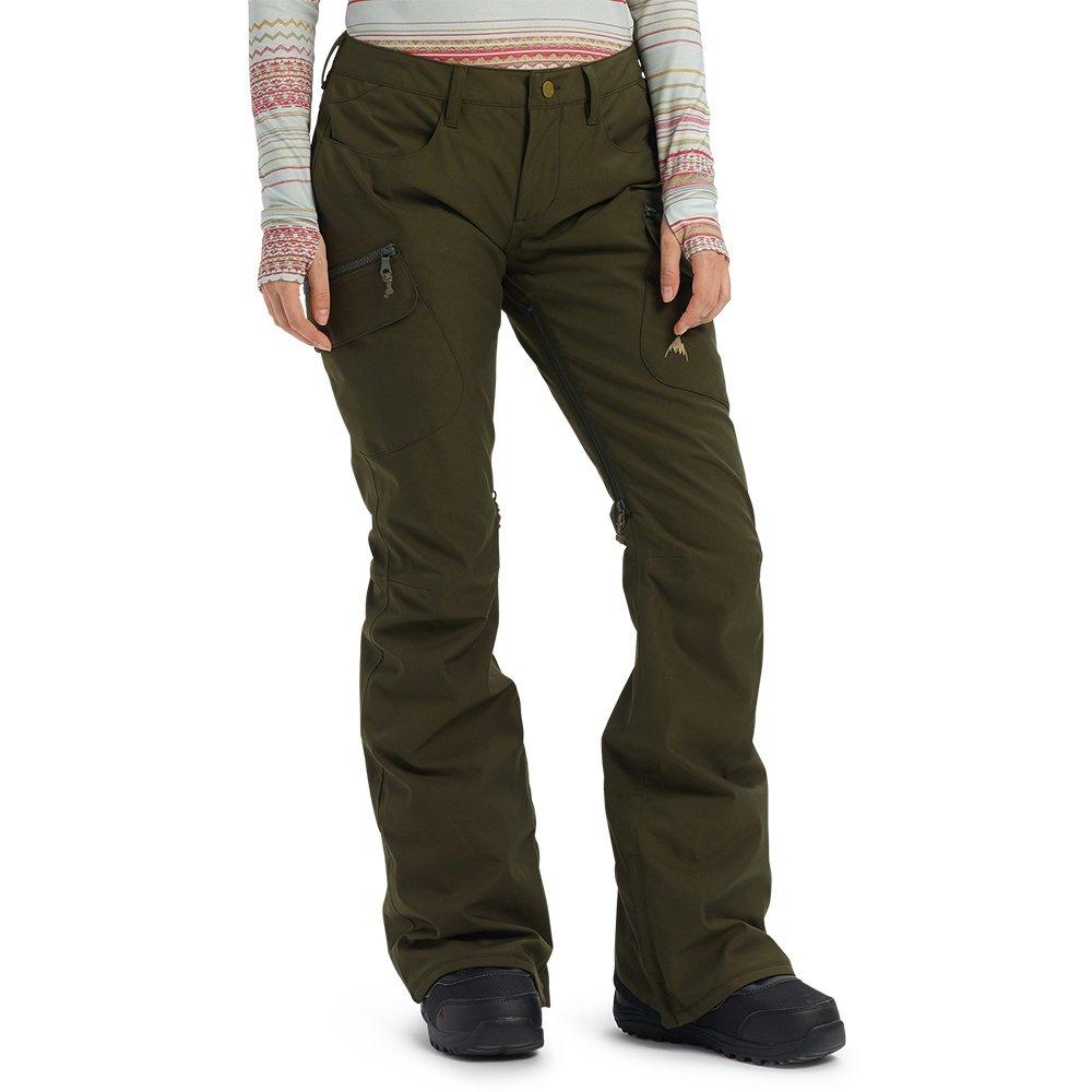 Burton Gloria Insulated Snowboard Pant (Women's) - Forest Night