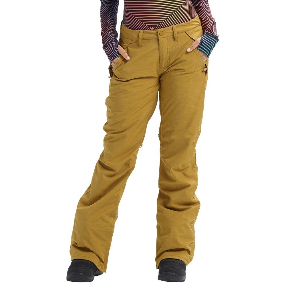Burton Society Insulated Snowboard Pant (Women's) - Evilo Heather