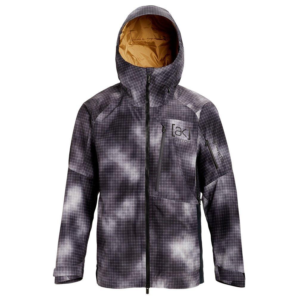 Burton AK GORE-TEX Cyclic Shell Snowboard Jacket (Men's) - Cloud Ripstop