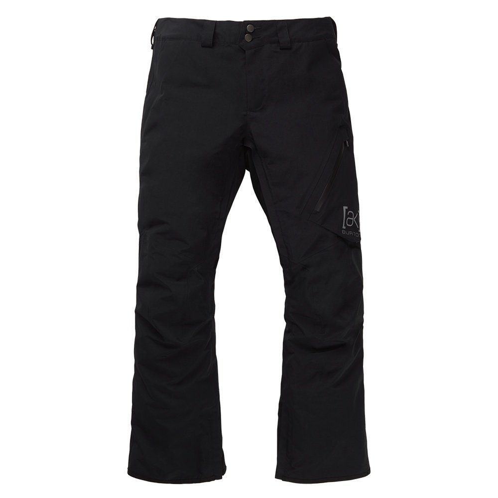 Burton AK GORE-TEX Cyclic Shell Snowboard Pant (Men's) - True Black