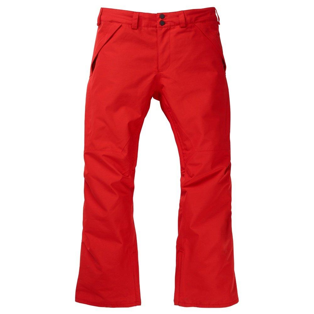 Burton GORE-TEX Vent Shell Snowboard Pant (Men's) - Flame Scarlett
