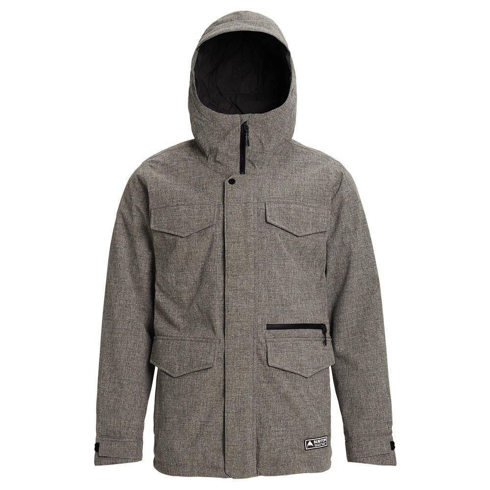Burton Covert Insulated Snowboard Jacket (Men's) - Bog Heather